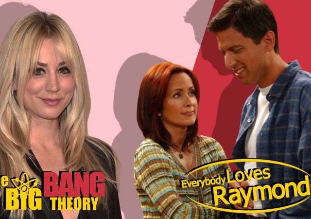 Everybody Loves Raymond and The Big Bang Theory