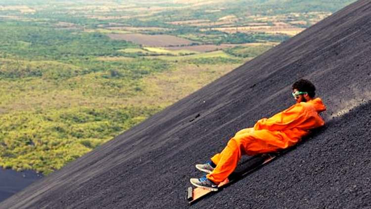 Extreme-sports-volcano-surfing-travel-and-food-lifestyle-DKODING