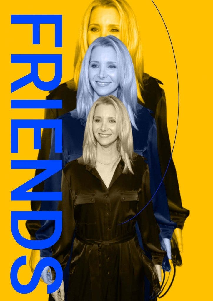 Now we know why Lisa Kudrow aka Phoebe Buffay has not seen some episodes of 'FRIENDS'!