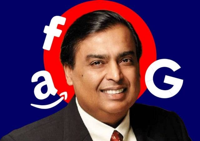 Facebook, Google, Amazon, Walmart - Why Every US Giant's India Itinerary Ends At Mukesh Ambani's Durbar