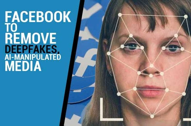 Facebook-to-remove-deepfakes-AI-manipulated-media-Videos-DKODING
