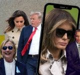 Fake Melania Conspiracy Gets Deeper With Fake Hillary And Fake Obama
