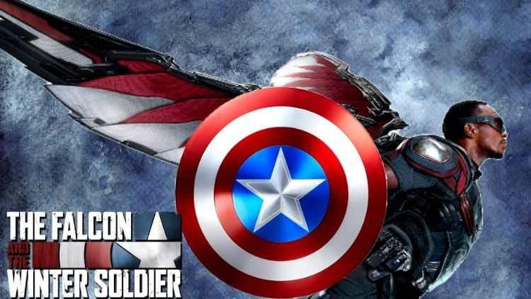 Black Captain America Meets Black Panther In Falcon And The Winter Soldier