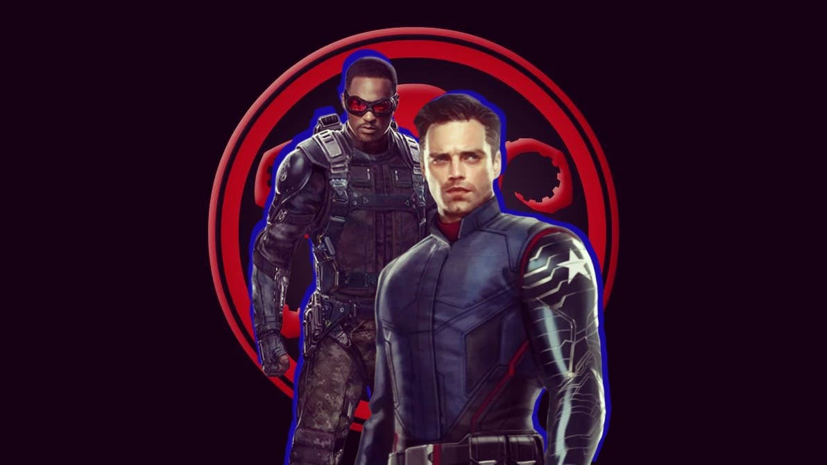 Bucky Falcon and the winter soldier