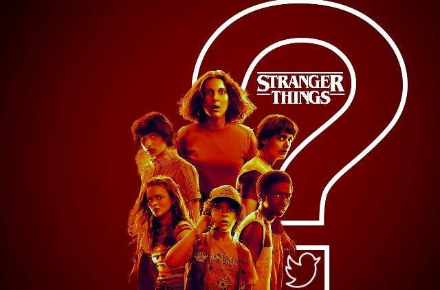 Angry fans on tweets of Stranger Things