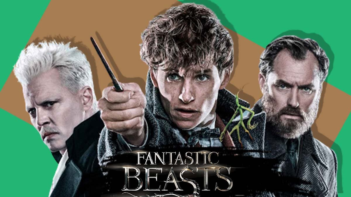 The third part of 'Fantastic Beasts