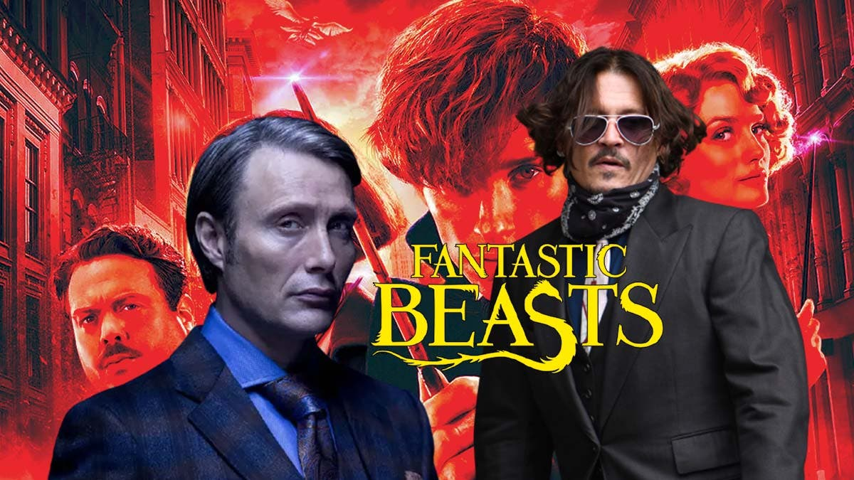 Mads Mikkelson regrets not talking to Johnny Depp before replacing him in 'Fantastic Beasts'