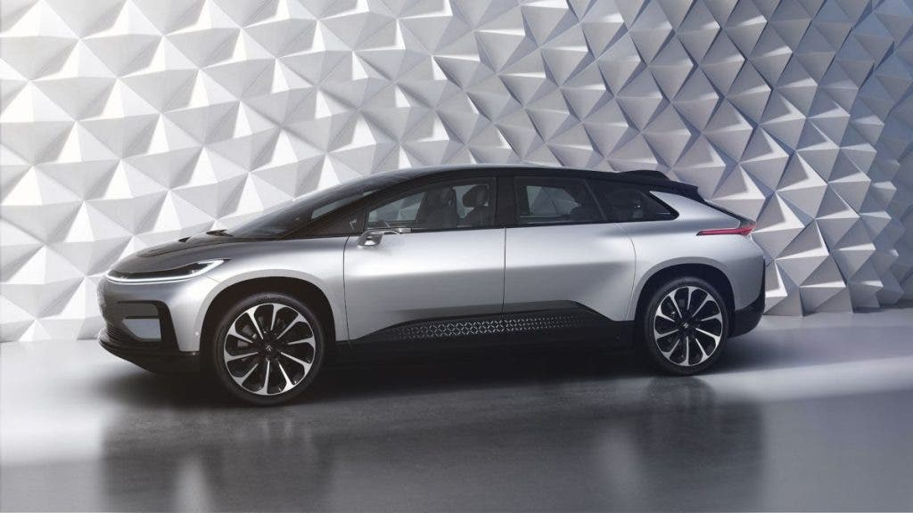 Top 5 Most Likely EV Startups To Rival Tesla - Faraday Future