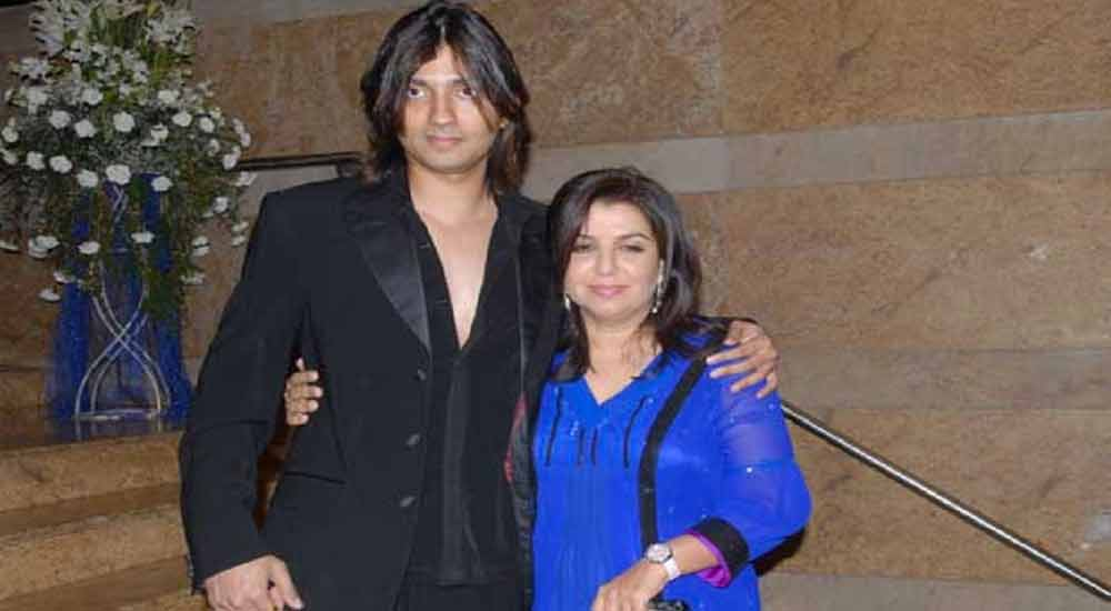 The miss match couples of Bollywood Farah Khan and Shirish Kunder