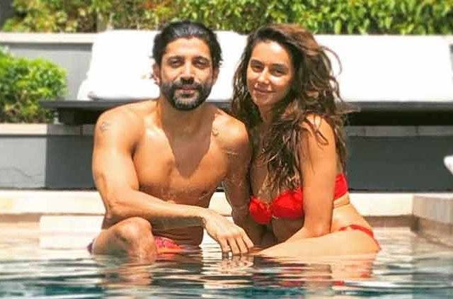 Farhan Akhtar and Shibani Dandekar Bollywood DKODING