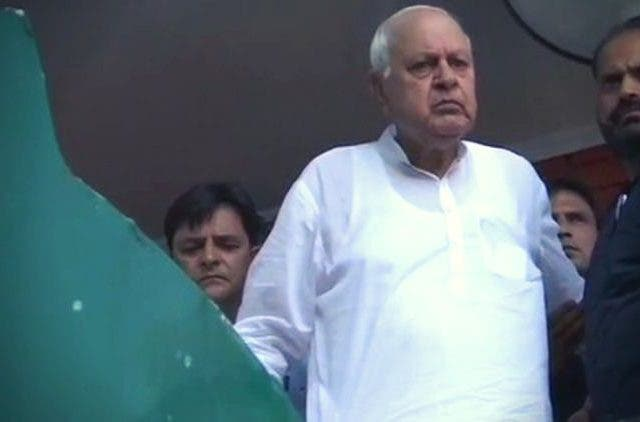 Farooq-Abdullah-Accuses-Shah-Of-Lying-In-Parliament-India-Politics-DKODING