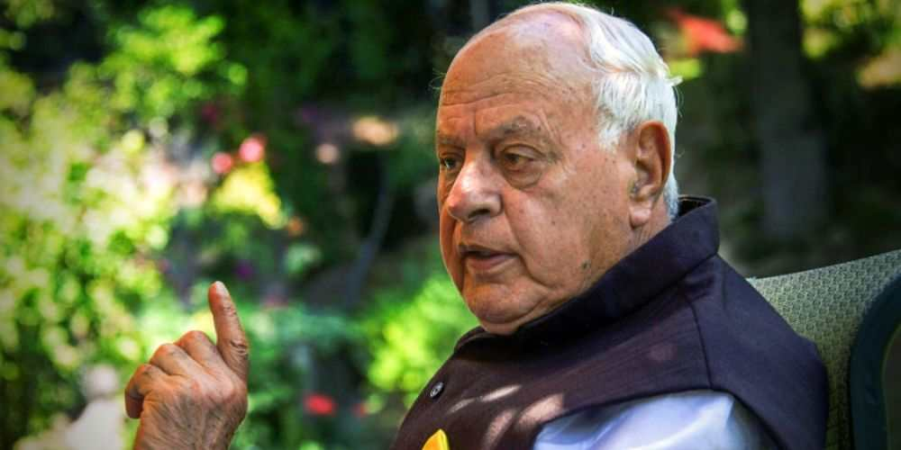 Farooq-Abdullah-Accuses-Shah-Of-Lying-Parliament-India-Politics-DKODING