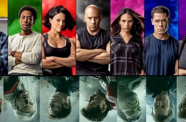 Fast And Furious 10 Avengers DKODING
