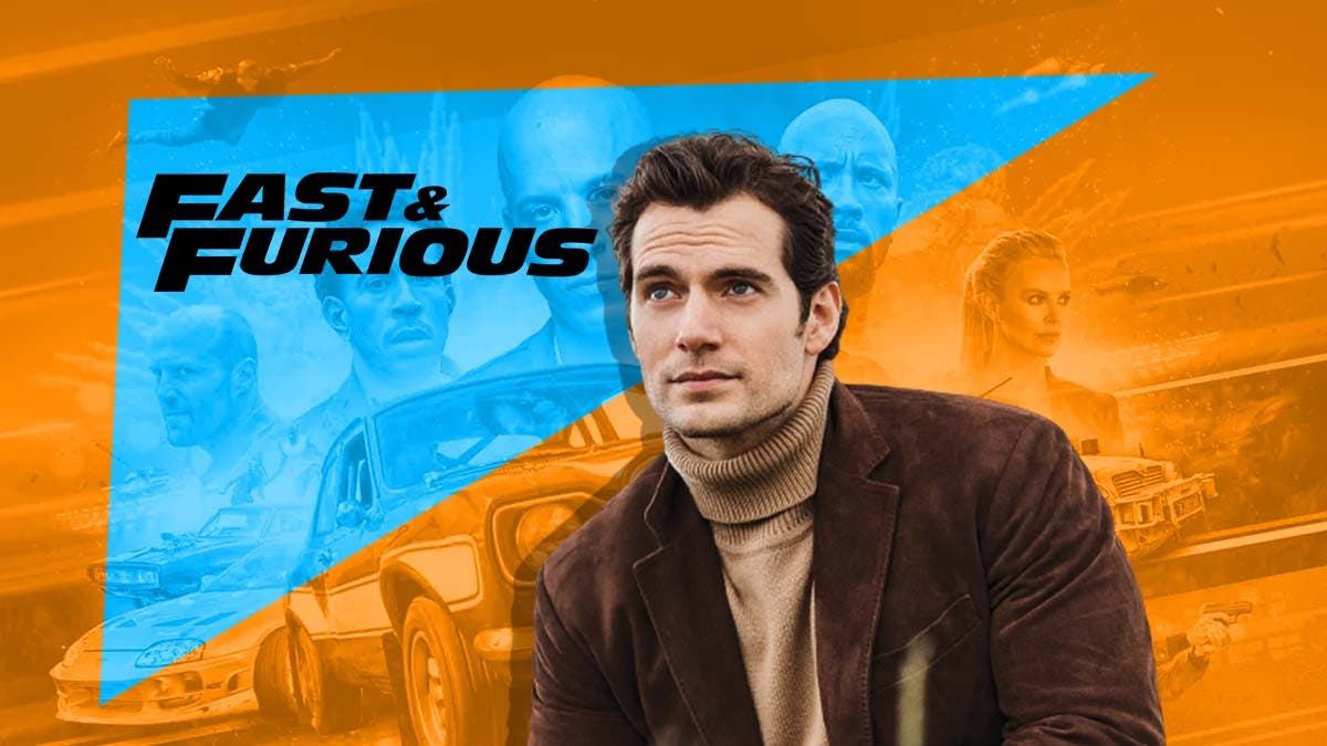 'Fast & Furious' to have Henry Cavill in action