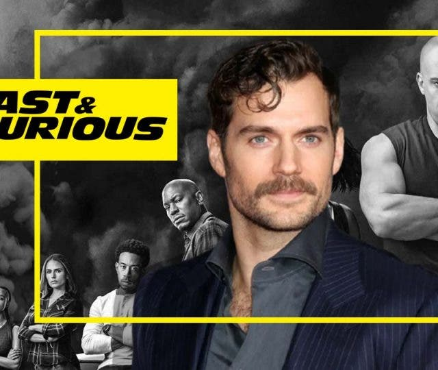 Henry Cavill ready to take a backseat in 'Fast and the Furious'