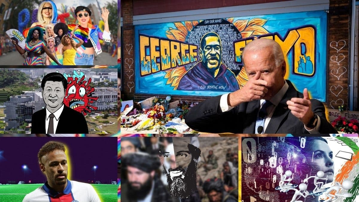 Al-Qaeda Still Alive, Spotlight on Wuhan Lab, Biden's Floyd Stress, India the latest to confront big tech, football star Neymar this week's controversy's child and a fine Lady Gaga tribute to flag off US' LGBTQ Month – the top developing news stories from around the world this week.