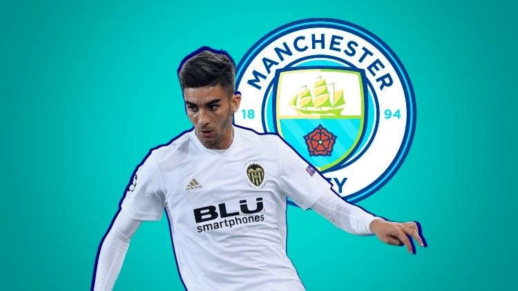 Manchester City Replace Leroy Sane With Valencia Wonderkid Ferran Torres
