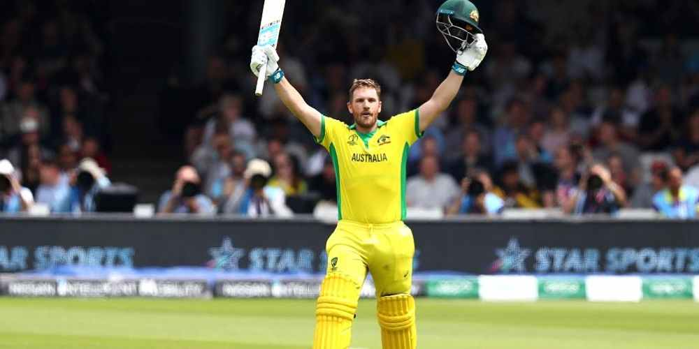 Finch-Ton-CWC19-Cricket-Sports-DKODING