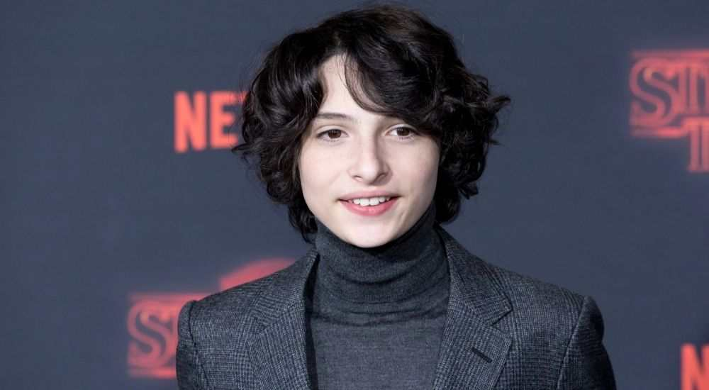 Finn Wolfhard was shocked to see Hopper