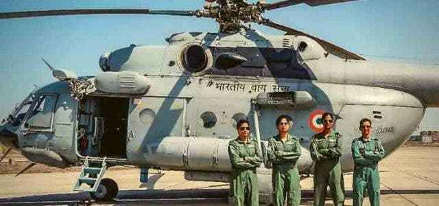 First-All-Women-Crew-IAF-Trending-Today-DKODING