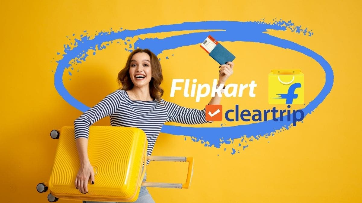 Distress Sale? Cleartrip Now Has Flipkart's Money To Disrupt The Travel Bubble