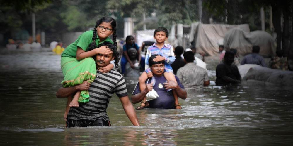 Floods-India-Struggle-Newsline-DKODING