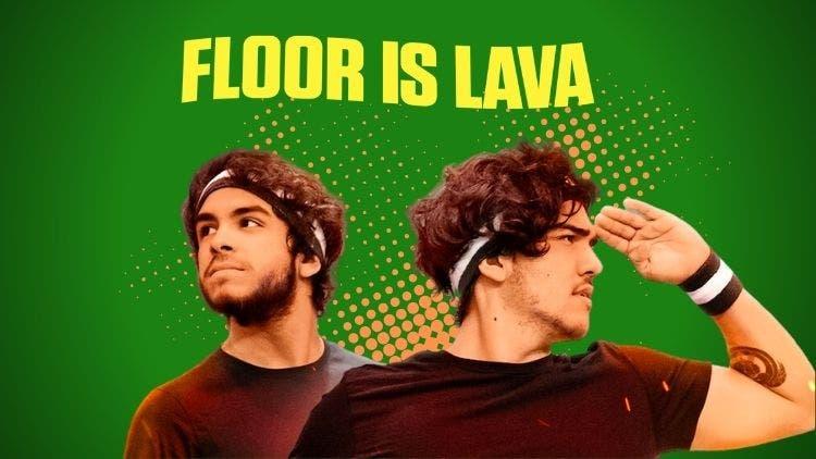 Floor Is Lava Set To Bring Back The Heat With Season 2 On Netflix