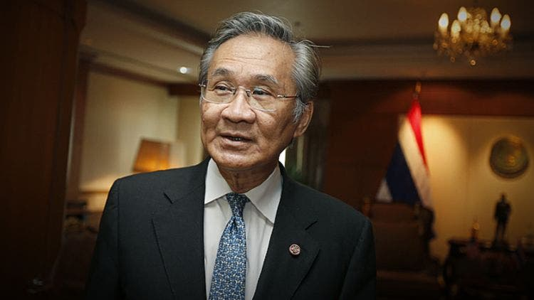Foreign Minister Don Pramudwinai Global DKODING
