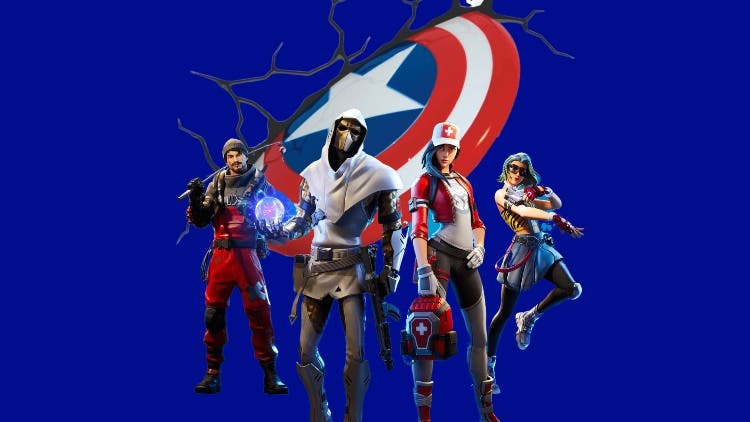 Fortnite's New Patch Update Promises Avengers-Like Superpowers To Players