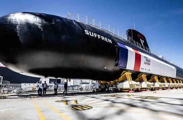 France-Launch-Nuclear-Submarine-Suffren-Videos-DkODING