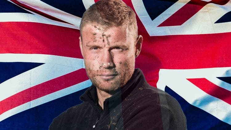 Top Gear Co-Host Freddie Flintoff Doesn't Need Marvel To Be A Superhero