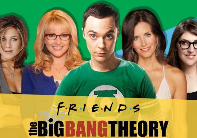 Battle between FRIENDS and The Big Bang Theory?