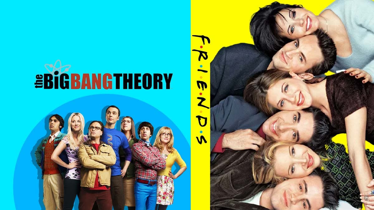 Crazy 'Big Bang Theory' fans spoil the 'Friends' reunion after-party on the Internet