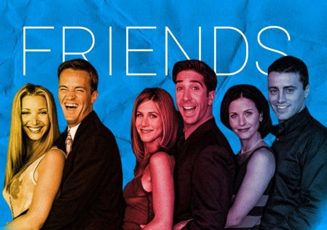 the whole gang of 'Friends' hated its theme song