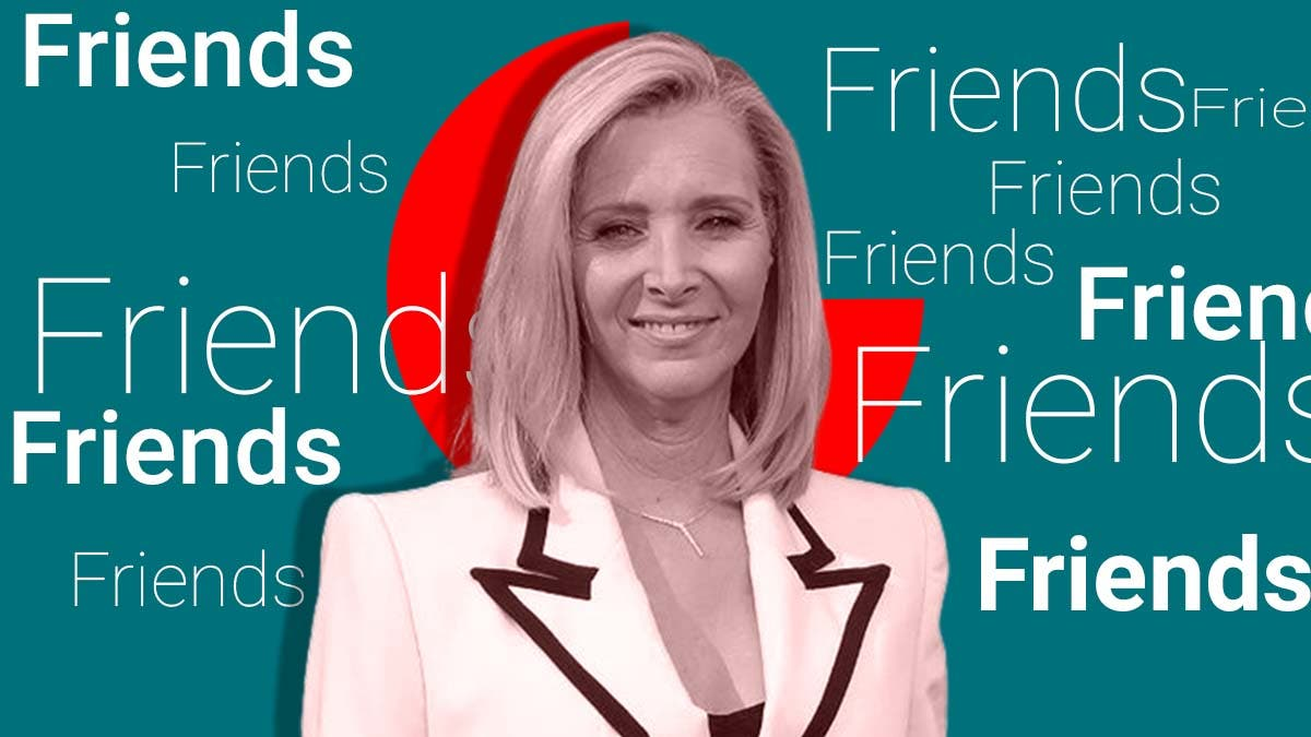 Lisa Kudrow is in the 'Friends' reunion, but not Phoebe