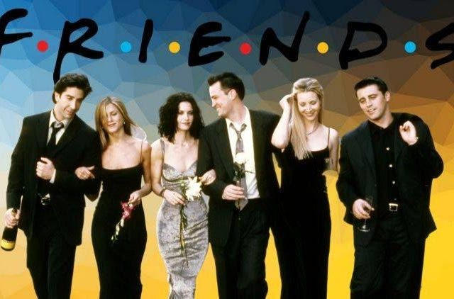 Friends Reunion DKODING