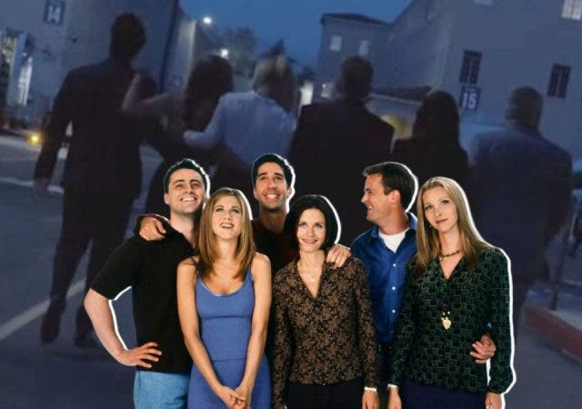 HBO Max Friends Reunion