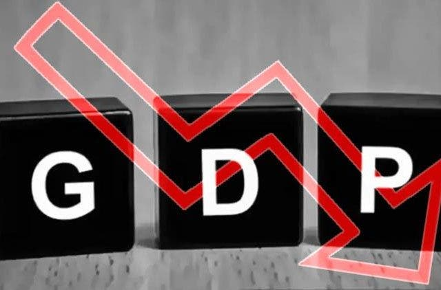 GDP-Slumps-Economy-Money-Markets-Business-DKODING