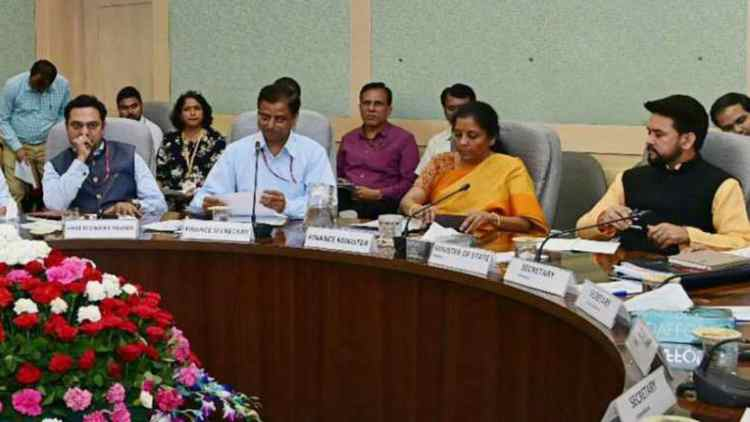 GST-Council-Meeting-Nirmala-Sitharaman-Industry-Business-DKODING