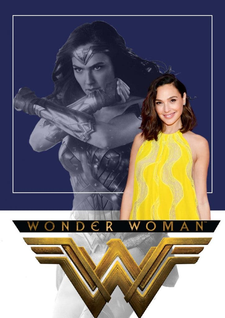 Gal Gadot shockingly over-ate to prepare for her role as Wonder Woman