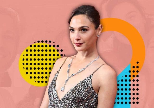 Gal Gadot proves she is first a mother and then a star