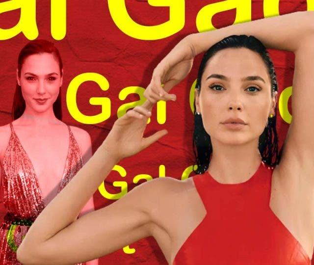 Gal Gadot Is Still Struggling for Equal Pay