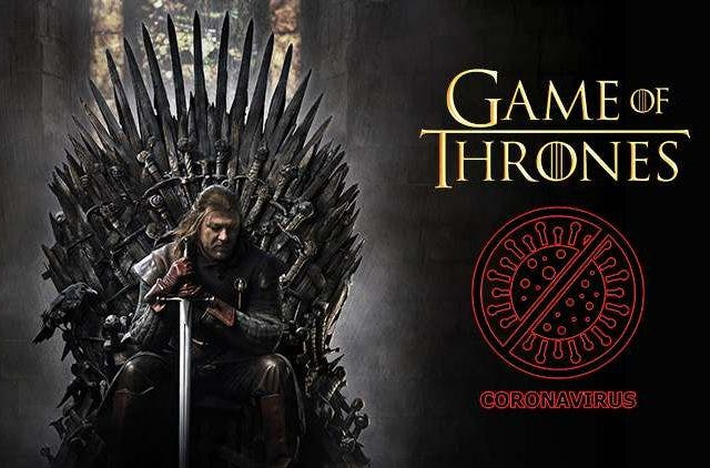 Game of Thrones Not on Halt DKODING