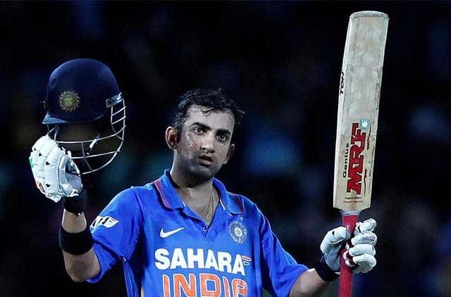Gautam Gambhir thinks about his retirement in 2007 DKODING