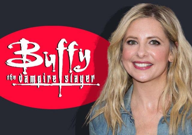 Gellar Buffy Vampire Slayer