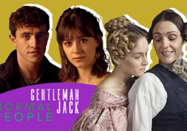 Gentleman Jack' and 'Normal People' lost the combat