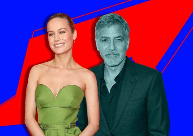 Is George Clooney dating Brie Larson?