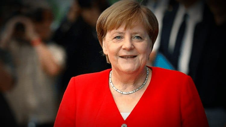 German Chancellor Angela Merkel Global DKODING