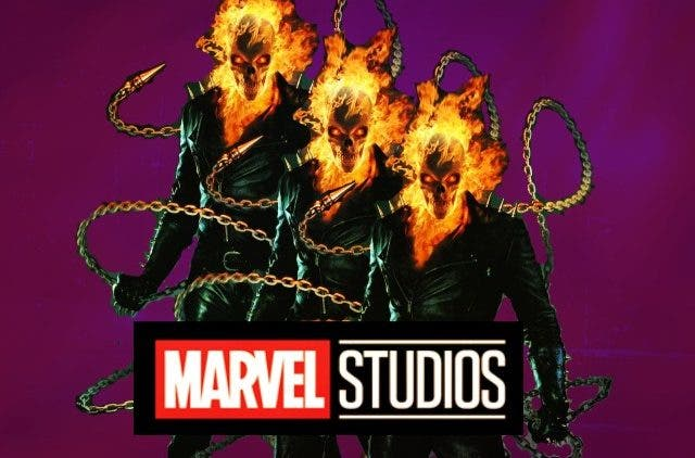 Marvel Ghost Rider Production
