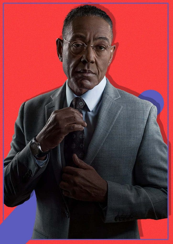 Giancarlo Esposito wants to come out of the drug-lord stereotype